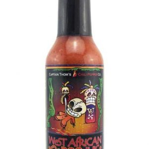 Острый соус West African VooDoo Juice Hot Sauce