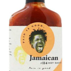 Острый соус Pain is Good Batch #114 Jamaican Hot Sauce