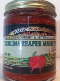 Пюре из Каролины рипер / Carolina Reaper Pepper Mash