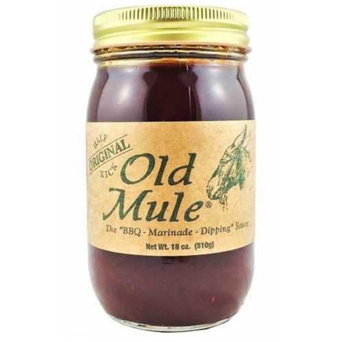 Соус для барбекю Old Mule Original BBQ Sauce