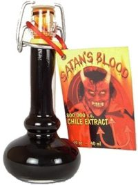 Satan's Blood Pepper Extract