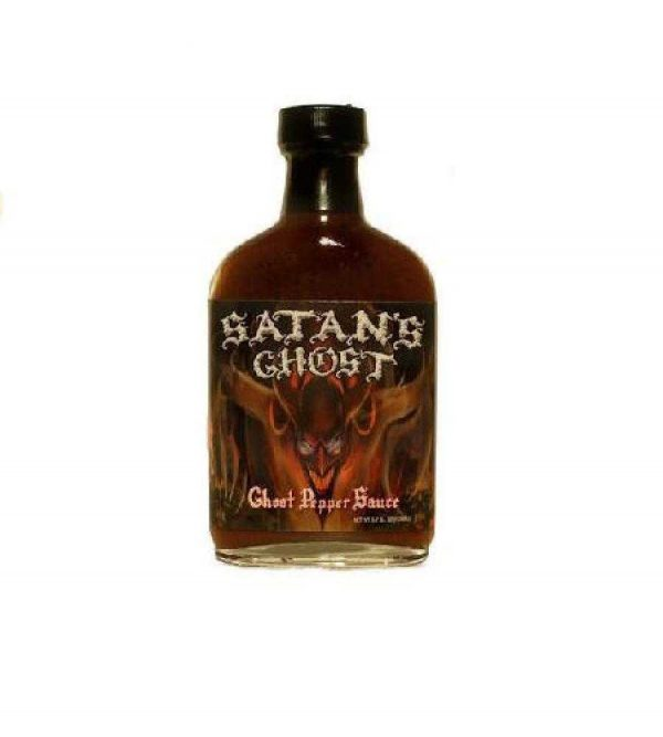 Satan's Ghost Hot Sauce
