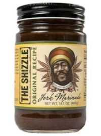 The Shizzle Jerk Sauce and Marinade