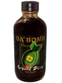 Da' Bomb Ground Zero Hot Sauce