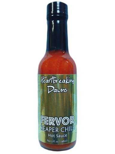 FERVOR Reaper Chile Hot Sauce