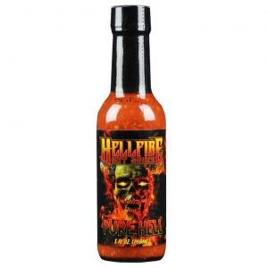 Pure Hell Hot Sauce