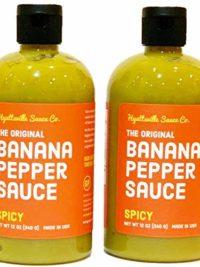 Hyattsville Sauce Co. Banana Pepper Sauce