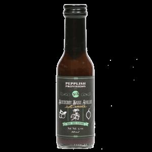 Pepplish Provisions blueberry basil shalott