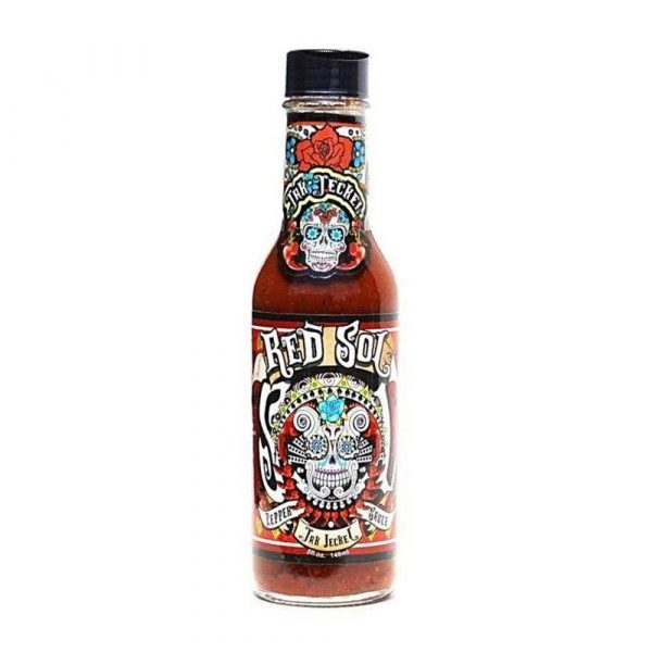 Jak Jeckel Red Sol Hot Sauce