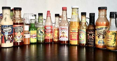 brands hot sauces photo