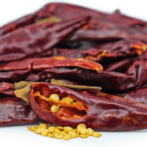Japanese Red Dried Chile Pepper