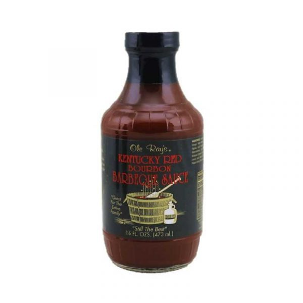 Ole Ray's Kentucky Red Bourbon Barbecue Sauce